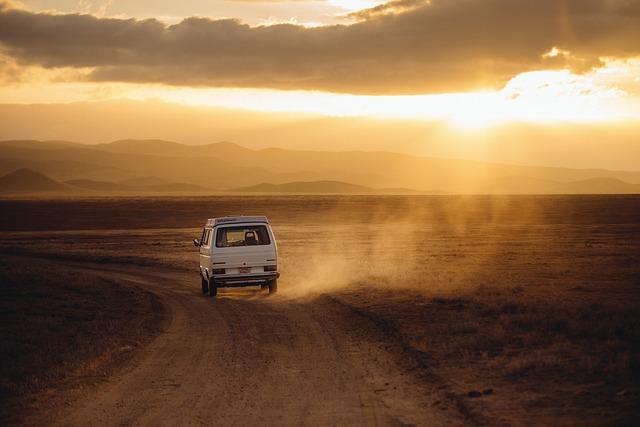 Jak najlepiej jechać do pracy czy na wakacje osobistym środkiem lokomocji tak czy nie?